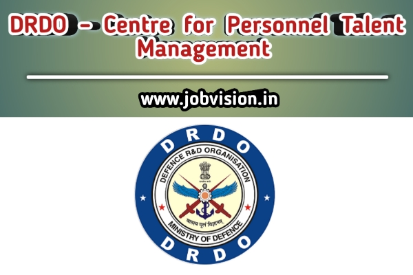 DRDO – Centre for Personnel Talent Management