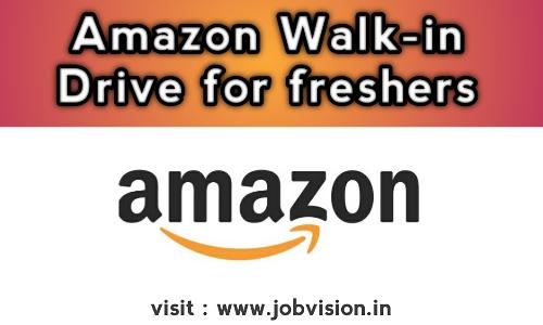 Amazon Walk-in Drive