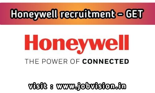 Honeywell Recruitment