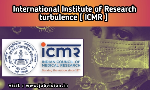 NIRT Recruitment ICMR