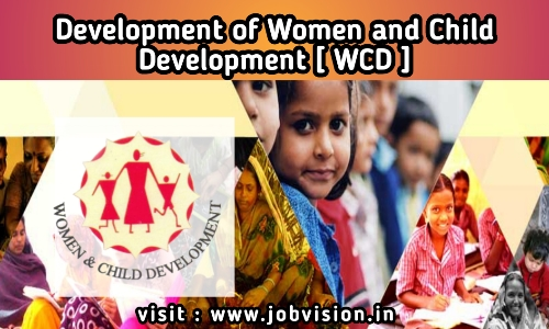 WCD Delhi Recruitment