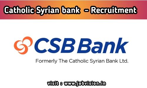 Catholic Syrian Bank