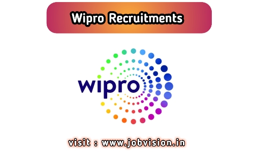 WIPRO Recruitment 2020, Apply Online for Wipro Bangalore Job Openings @ WIPRO Careers