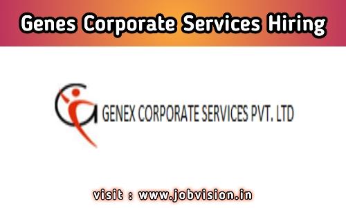 Genex Corporate Services Hiring