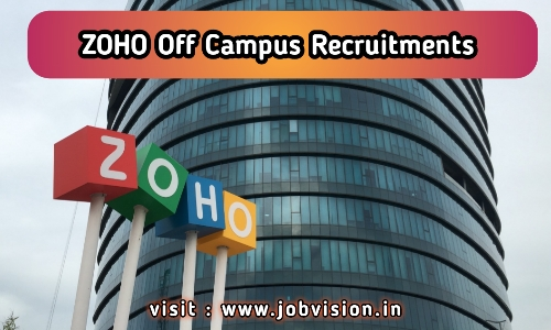 Zoho Corp Off Campus Recruitment 2020 Support Engineer B E B Tech Any Degree Fresher