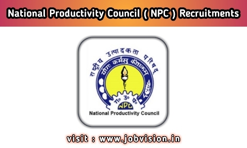NPC Chennai Recruitment 2020 | Assistant Librarian & Other Vacancies | Last Date 16.07.2020 | Apply @ www.npcindia.gov.in