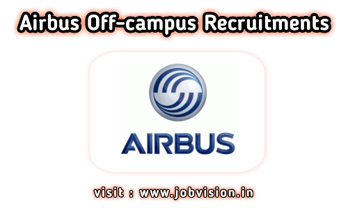 Airbus Off-campus drive