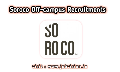 Soroco Off Campus Drive