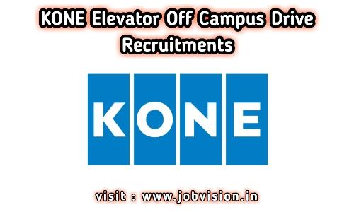 KONE Elevator Recruitment