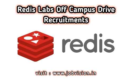 Redis Labs Off Campus Drive