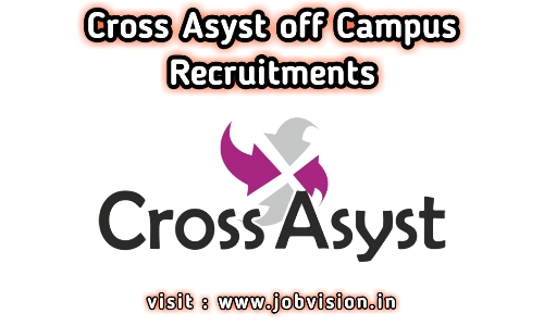 CrossAsyst Technologies Off Campus