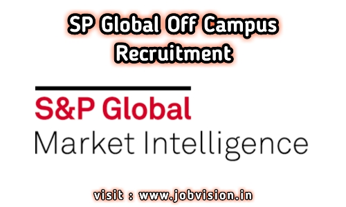SP Global Off Campus Drive