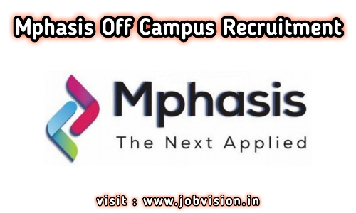 Mphasis Recruitment 2020