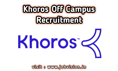 Khoros Off Campus Drive