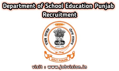 Department of School Education, Punjab