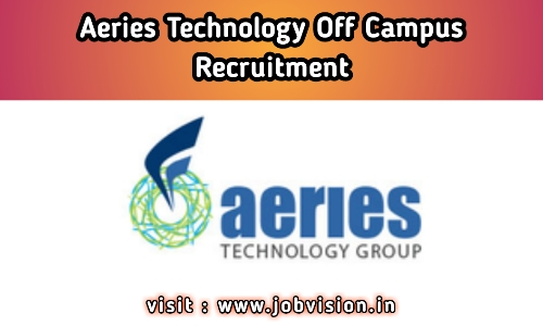 Aeries Technology Off Campus Drive 2020 | Design Engineer | BE / B.Tech - Civil | Hyderabad