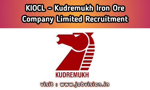 KIOCL - Kudremukh Iron Ore Company limited