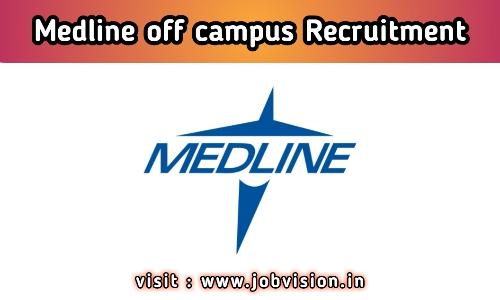 Medline Off Campus Drive 2020