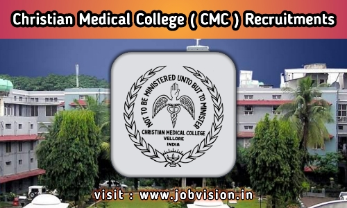 Christian Medical College Vellore - cmc