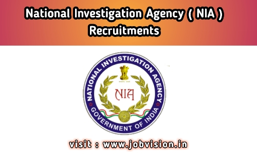 National Investigation Agency - NIA