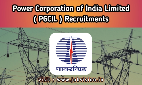 Power Grid Corporation of India limited - PGCIL