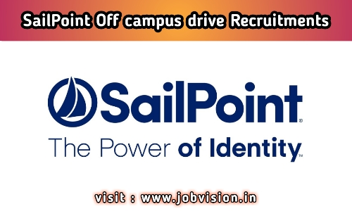 Sail point off campus drive