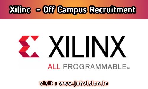 Xilinx Recruitment