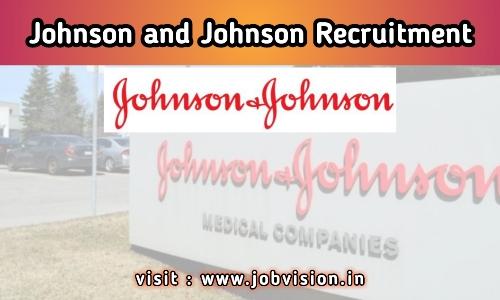 Johnson & Johnson Recruitment