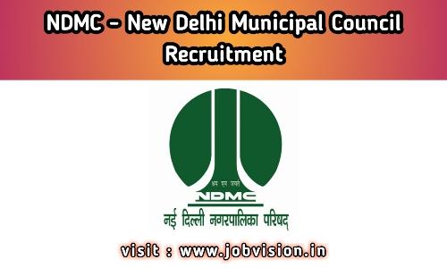 NDMC - New Delhi Muncipal Council