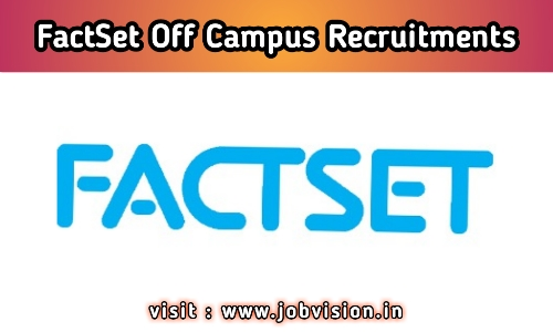 FactSet Off Campus Drive