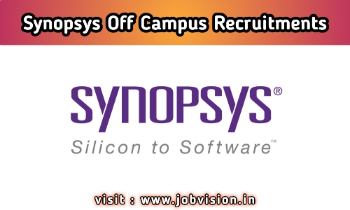 Synopsys Off Campus Drive