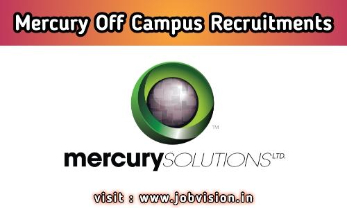 Mercury Solutions Off Campus