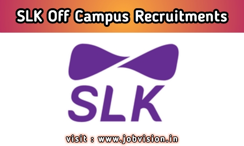SLK Software Off Campus Drive