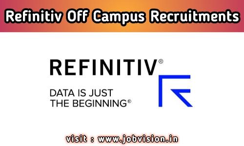 Refinitiv Off Campus Drive