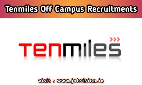 Tenmiles Recruitment