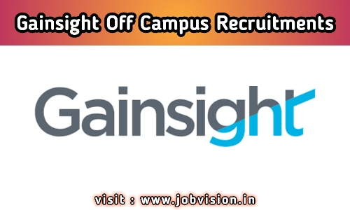 Gainsight Off Campus Drive
