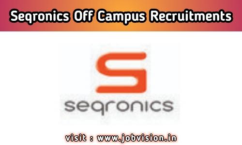 Seqronics Off Campus Drive