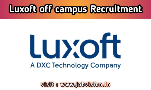 Luxoft Recruitment