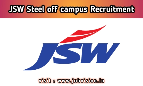 JSW Steel Off Campus Drive