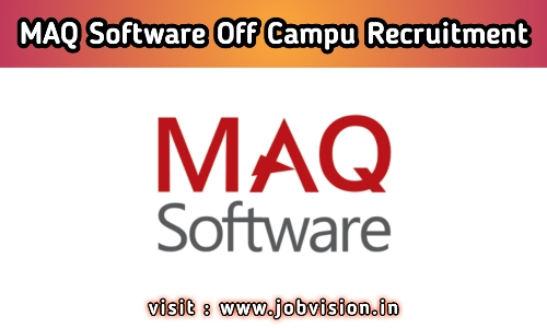 MAQ Software Off Campus