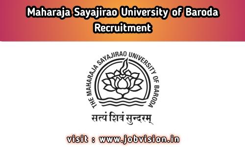 Msu Baroda Recruitment 2020 55 Non Teaching Vacancies Last Date 24 07 2020 31 07 2020