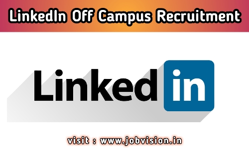 Linkedin Off Campus Drive