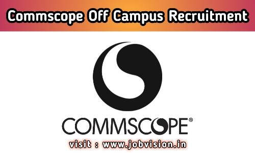 Commscope Off Campus Drive