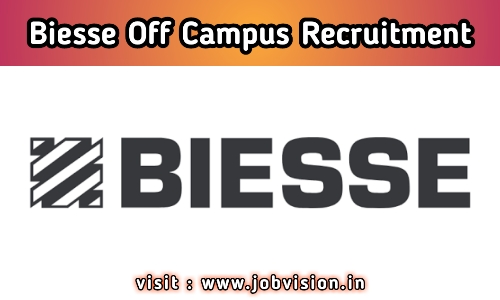 Biesse Recruitment