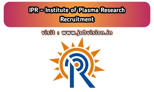 IPR - Institute of Plasma Research