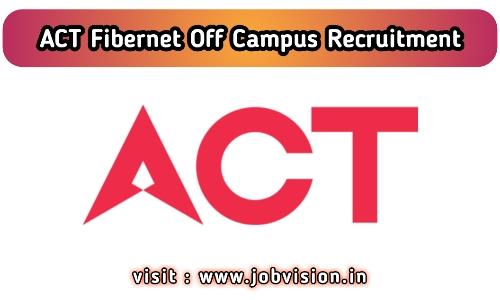 ACT Fibernet Off Campus Drive