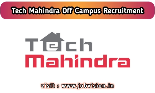Tech Mahindra Off Campus Drive 2020 System Engineer Be B Tech Mca Freshers Across India