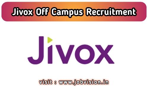Jivox Off Campus Drive