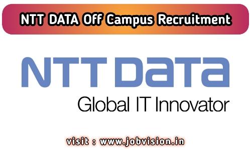 NTT DATA Recruitment