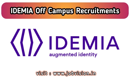IDEMIA Off Campus Drive